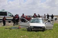 Aksaray'da Otomobil Takla Attı Açıklaması 1 Ölü, 5 Yaralı