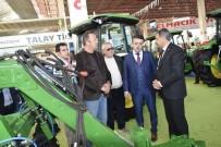 Burdur Valisi Şıldak Açıklaması 'Tarım Organizasyonlarını Geliştireceğiz'