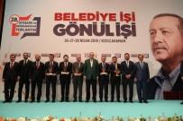 MECLİS BAŞKANLARI - Cumhurbaşkanı Erdoğan'dan Belediye Başkanı Arı'ya Ödül