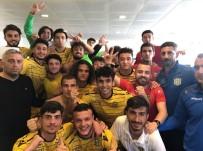 KAVAKLı - Evkur Yeni Malatyaspor U19 Deplasmanda Galip