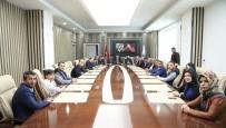 İhsan Akın'dan Başkan Güder'e Ziyaret