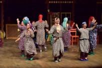 ÇOCUK OYUNU - Kepez Belediye Tiyatrosu Turneye Çıkıyor