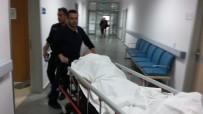 Polis Okulunda Teknisyenin Silahı Ateş Aldı Açıklaması 2 Yaralı
