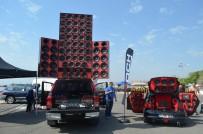 ARAÇ SAYISI - 'Tuning Fest 2019'Da Türkiye'den 500 Modifiyeli Araç Bir Araya Geldi