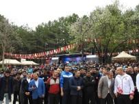 ÜLKÜCÜLER - Ülkü Ocakları, Eymir Gölü'nde 'Gençlik Koşusu' Gerçekleştirdi