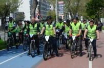 ÇEKİLİŞ - Yeşilay'dan Geleneksel Bisiklet Turu