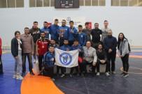 A Klasman Grekoromen Stilde Bartın Üniversitesi Öğrencileri 9 Madalya Almayı Başardı