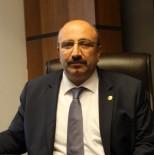 AK Parti Bölge Koordinatörü Açıkkapı, Maden'deki Heyelan Riski İle İlgili Bilgi Verdi