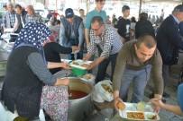 ERHAN GÜNAY - Aliağa'da Geleneksel Köy Hayrına Yoğun İlgi