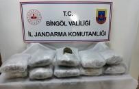 Bingöl'de Uyuşturucu Operasyonu Açıklaması 10 Tutuklanma