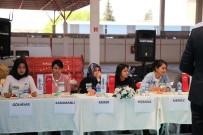 Burdur'da Kadın Çiftçiler Yarıştı