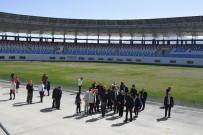 Burdur MAKÜ'ye Çok Çeşitli Spor Kompleksi