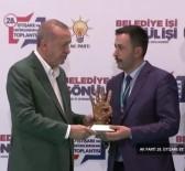 Cumhurbaşkanından Başkan Gürer'e Ödül