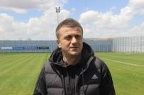 RIZESPOR - Demir Grup Sivasspor Teknik Direktörü Hakan Keleş Açıklaması