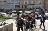FETÖ'nün Çorum'daki Yeni İl Yapılanmasına Yönelik Operasyonda 8 Tutuklama