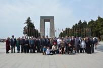 Korkutelili Gaziler Çanakkale'yi Gezdi