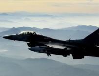 Kuzey Irak'ta 14 terörist etkisiz hale getirildi