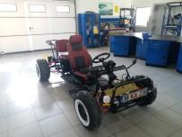 ESTONYA - Meslek Liseliler Elektrikli Araba Yaptı
