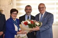 CENGIZ ERGÜN - MHP İl Yönetimi'nden Başkan Ergün'e Ziyaret