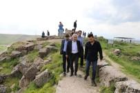Mızraklı'dan Zerzevan Kalesi'ne Ziyaret
