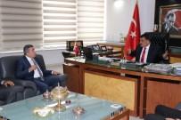 MTB' Den Başkan Gürkan'a Hayırlı Olsun Ziyareti