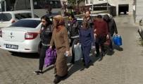 Samsun'da FETÖ'den 5 Şahıs Adliyede
