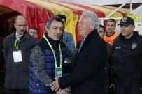 SERKAN TOKAT - Süper Toto Süper Lig Açıklaması Evkur Yeni Malatyaspor Açıklaması 1 - Kasımpaşa Açıklaması 0 (İlk Yarı)