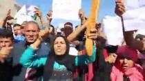 İŞÇİ SENDİKASI - Tunus'ta 12 İşçinin Ölümüne Neden Olan Kaza Protesto Edildi