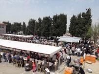 ERSIN YAZıCı - Vali Yazıcı Köy Hayrına Katıldı