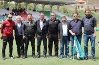 Yahyalıspor Şampiyonluğu Kutladı