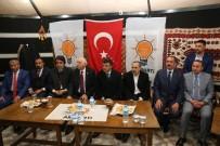 HAYRULLAH TANIŞ - AK Parti'den Tanış'a Tebrik Ziyareti