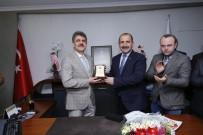 Arsin'de Başkan Gürsoy Görevi Devraldı