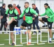 KAYACıK - Atiker Konyaspor, M.Başakşehir Hazırlıklarına Devam Ediyor