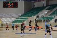 AÇIKÖĞRETİM FAKÜLTESİ - Bahar Şenlikleri Spor Heyecanı Voleybolla Sürdü