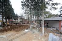 Bahçem Park Projesinde Çalışmalar Devam Ediyor