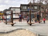 Balaban Parkı Yenileniyor