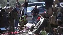 MUHAMMED ALI - Batı Şeria'da Bir Filistinli Şehit Edildi