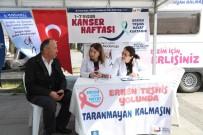 Büyükşehir Yetkililerinden Uyarı Açıklaması 'Kanser'de Erken Teşhis Hayat Kurtarır'