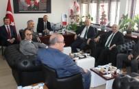TAŞIMALI EĞİTİM - Çaycuma'da İlçe Milli Müdürleri Toplantısı Yapıldı
