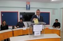 ULALAR - Erzincan'da Eşit Oy Alan 19 Köy Ve Mahalle Muhtarı Kura İle Belirlendi