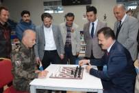 SATRANÇ FEDERASYONU - Hakkari'de 'Satranç Turnuvası İl Birinciliği' Müsabakası