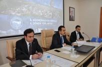 YAKUP YıLDıZ - Kars'ta İl Koordinasyon Kurulu Toplantısı Yapıldı