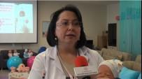 YENIDOĞAN - Kayseri Şehir Hastanesi Gebe Okulu Anne Adaylarına Anneliği Öğretiyor