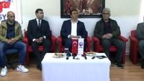 GAZI ÜNIVERSITESI - MKE Ankaragücü'nün Teknik Heyeti Öğrencilerle Buluştu