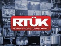 RADYO VE TELEVIZYON ÜST KURULU - Seçimde yayın yasağı ihlaline RTÜK'ten inceleme