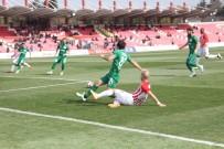 KALE ÇİZGİSİ - Spor Toto 1. Lig Açıklaması Balıkesirspor Baltok Açıklaması 1- Giresunspor Açıklaması 1