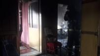 Ülkelerine Dönmek İçin Hazırlık Yapan Suriyeli Ailenin Evi Yandı