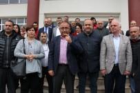 VEFA SALMAN - Yalova'da Seçimi 332 Oy Farkla CHP'li Vefa Salman Kazandı