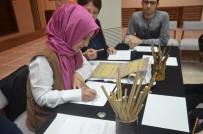 HATTAT - Yazma Eserler Müzesinde Hat Atölyesi