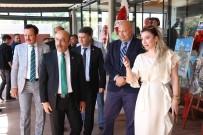 Aksaray'da Güzel Sanatlar Lisesi'nin Resim Sergisi Göz Kamaştırdı